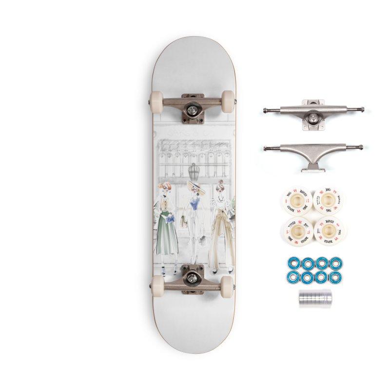 5th Avenue Girls Accessories Complete - Premium Skateboard by deannakei's Artist Shop