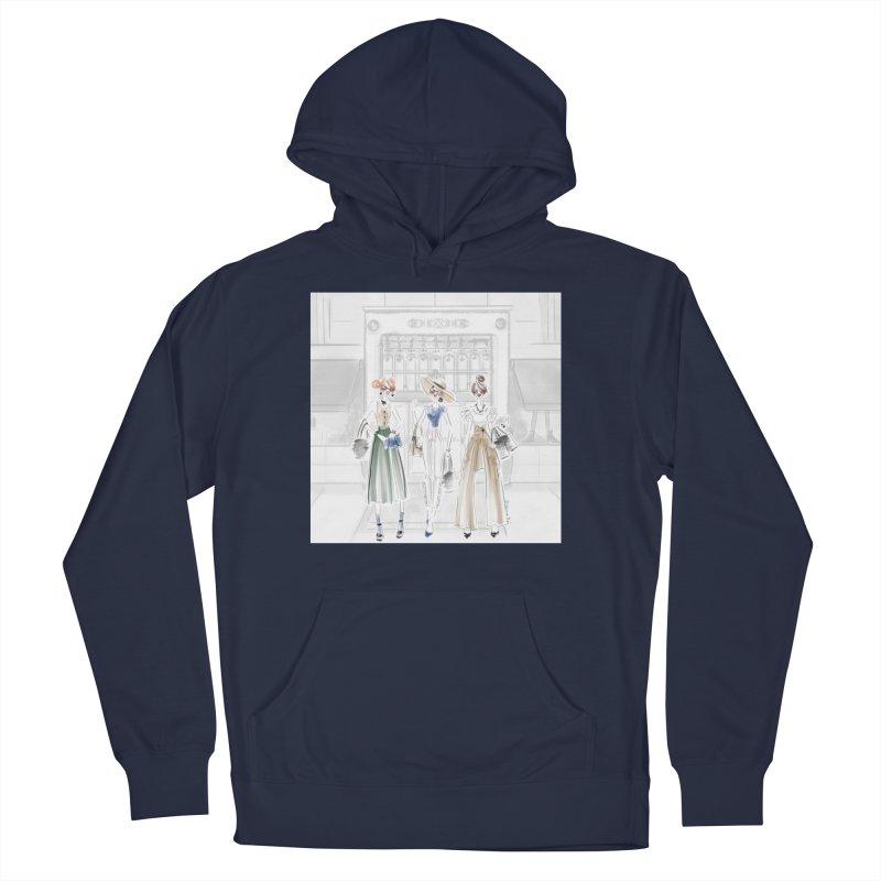 5th Avenue Girls Men's Pullover Hoody by Deanna Kei's Artist Shop