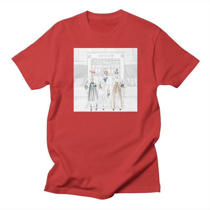 5th Avenue Girls Men's Regular T-Shirt by deannakei's Artist Shop