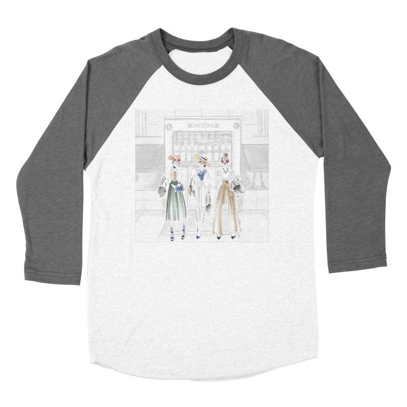 5th Avenue Girls Women's Longsleeve T-Shirt by Deanna Kei's Artist Shop