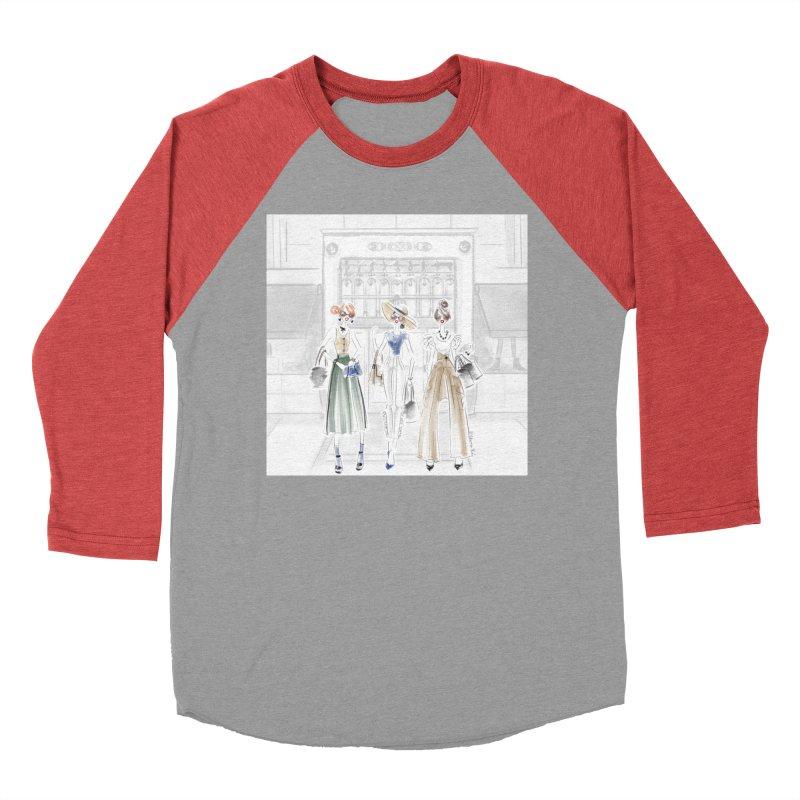 5th Avenue Girls Men's Longsleeve T-Shirt by Deanna Kei's Artist Shop