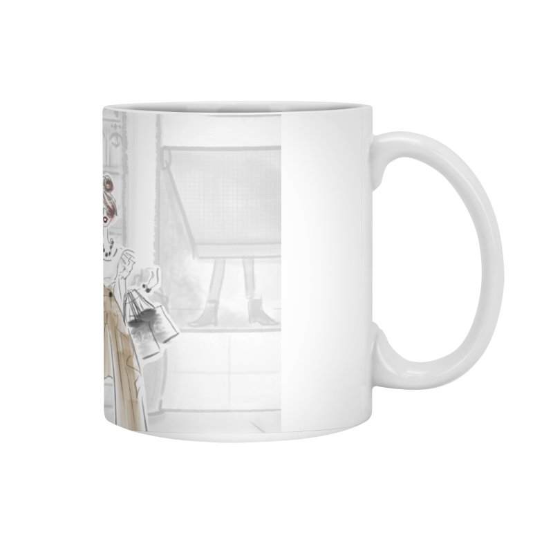 5th Avenue Girls Accessories Mug by Deanna Kei's Artist Shop