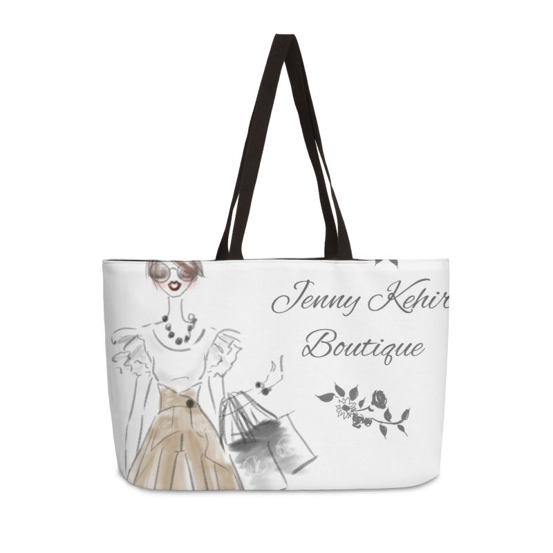 boutique custom Accessories Weekender Bag Bag by deannakei's Artist Shop