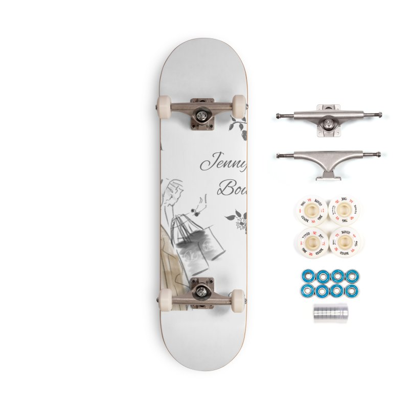 boutique custom Accessories Complete - Premium Skateboard by deannakei's Artist Shop