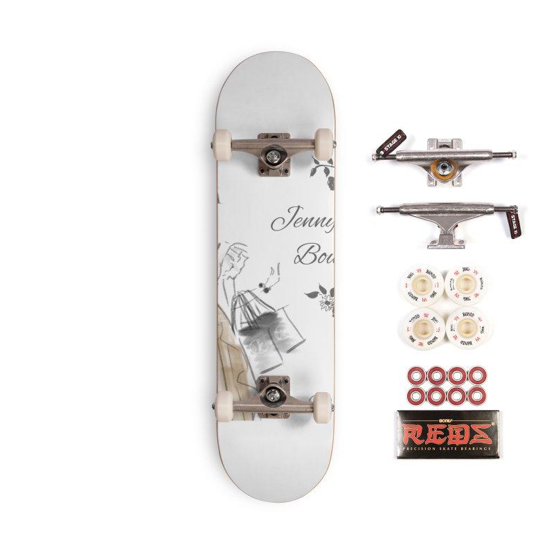 boutique custom Accessories Complete - Pro Skateboard by deannakei's Artist Shop