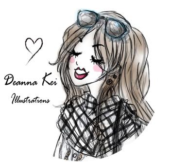 Deanna Kei's Artist Shop Logo