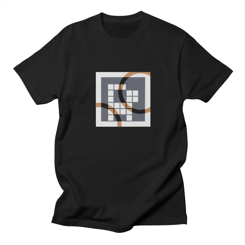 Calico Crossword Cat Women's Unisex T-Shirt by deantrippe's Artist Shop
