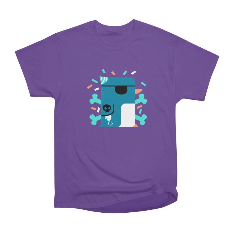 Party Pirate Penguin Men's Classic T-Shirt by deantrippe's Artist Shop