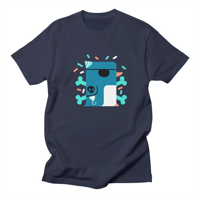 Party Pirate Penguin Women's Unisex T-Shirt by deantrippe's Artist Shop