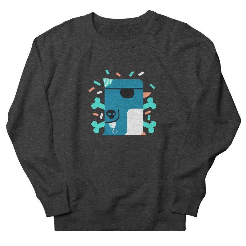 Party Pirate Penguin Women's Sweatshirt by deantrippe's Artist Shop