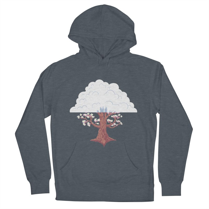 The Fogwood Tree Men's Pullover Hoody by deantrippe's Artist Shop