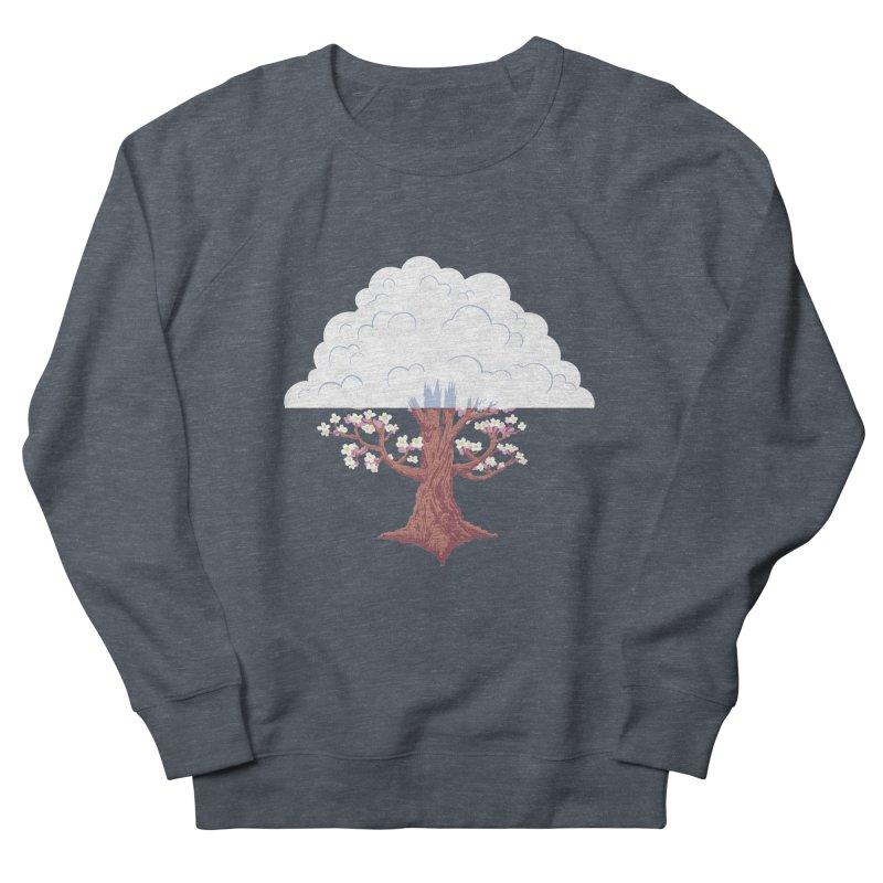 The Fogwood Tree Women's Sweatshirt by deantrippe's Artist Shop