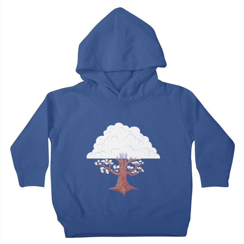 The Fogwood Tree Kids Toddler Pullover Hoody by deantrippe's Artist Shop