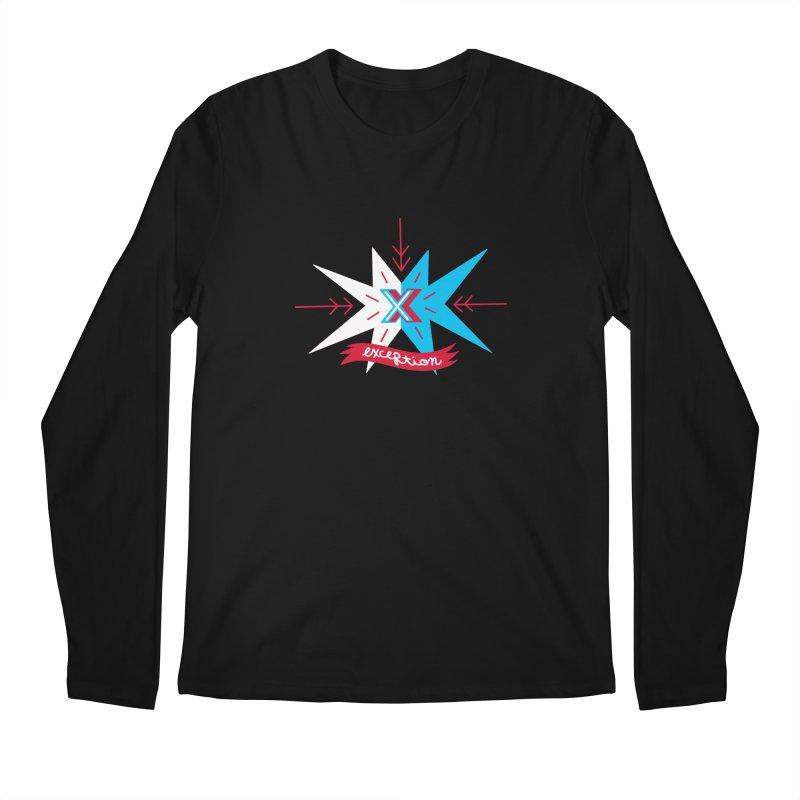 Exception Men's Longsleeve T-Shirt by deantrippe's Artist Shop