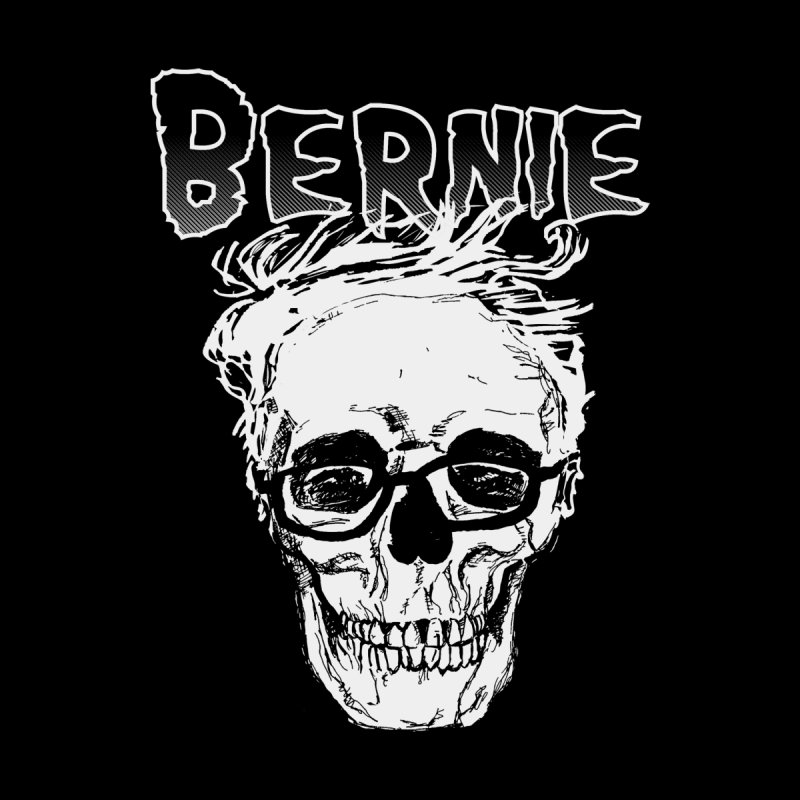 Bernie Sanders Misfits Men's T-Shirt by deathandtaxes's Artist Shop