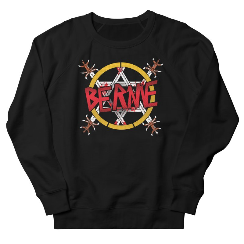 Bernie Sanders Slayer Women's Sweatshirt by deathandtaxes's Artist Shop