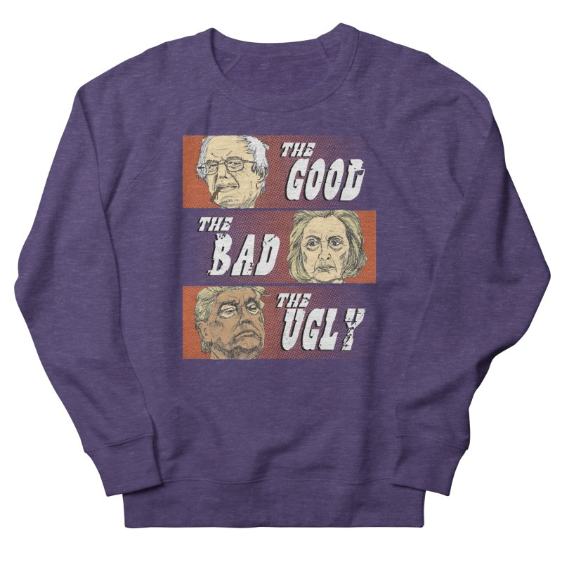 Presidential Race: The Good, The Bad, The Ugly: 2016 Men's  by deathandtaxes's Artist Shop