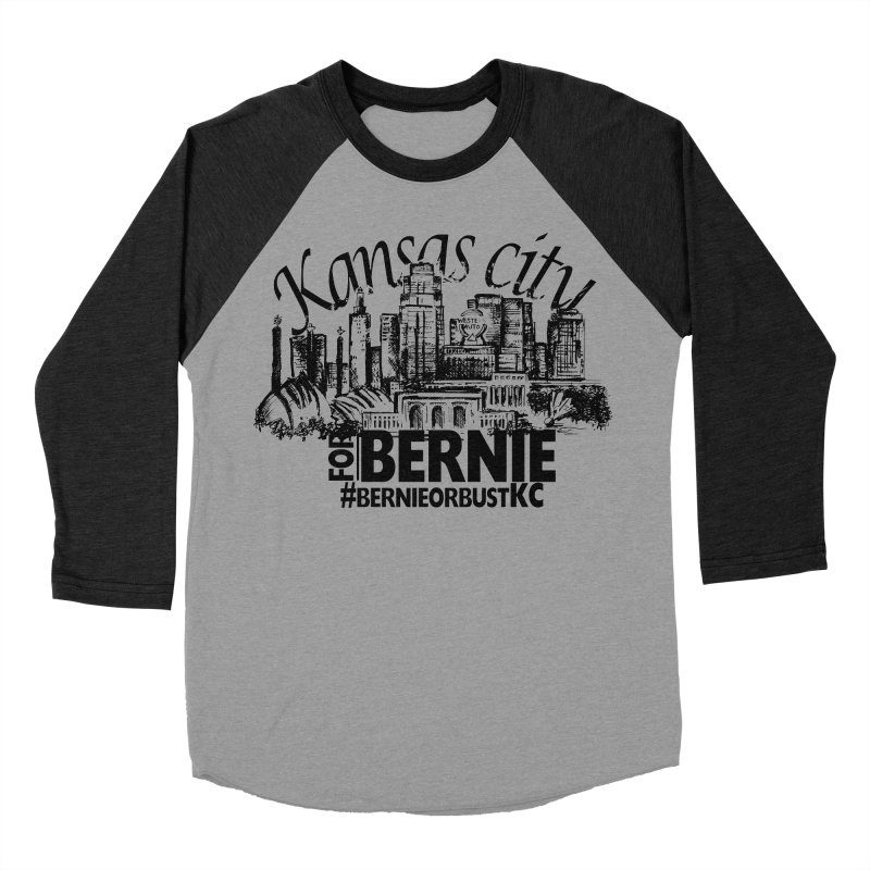 KC For Bernie!   by deathandtaxes's Artist Shop