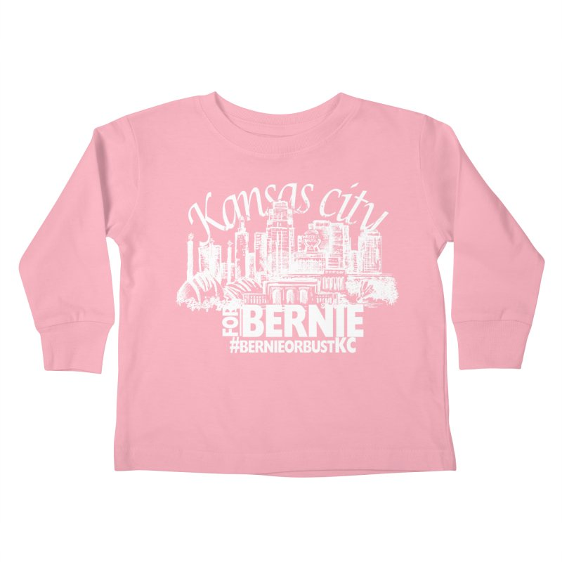 KC for Bernie! Kids  by deathandtaxes's Artist Shop
