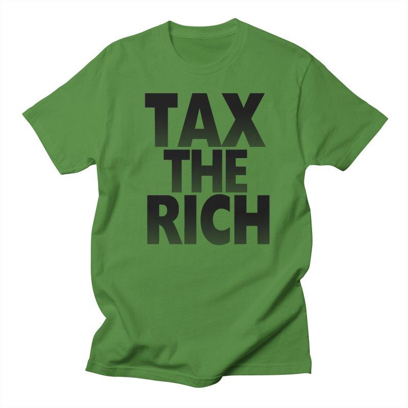 Tax the Rich Men's T-Shirt by deathandtaxes's Artist Shop