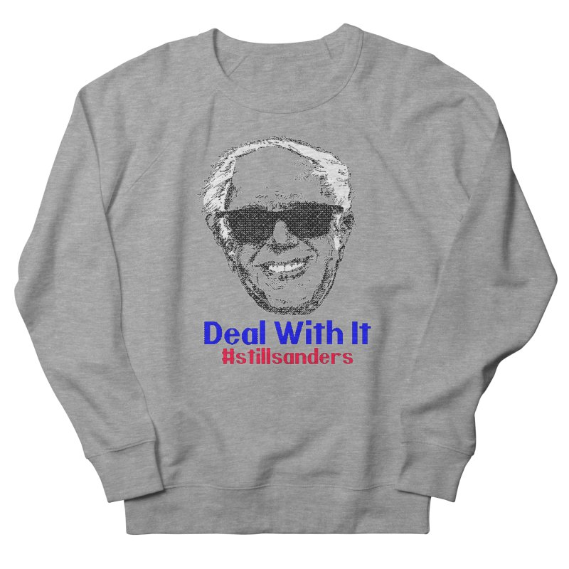 Stillsanders; Deal With It Men's  by deathandtaxes's Artist Shop