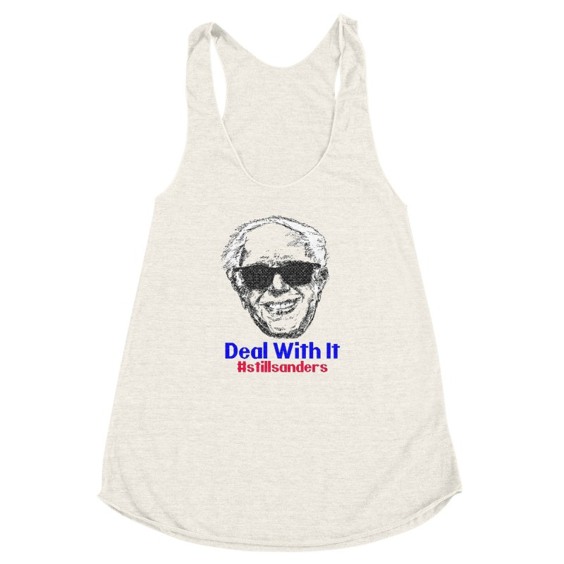 Stillsanders; Deal With It   by deathandtaxes's Artist Shop