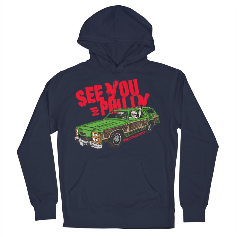 See You In Philly Men's Pullover Hoody by deathandtaxes's Artist Shop