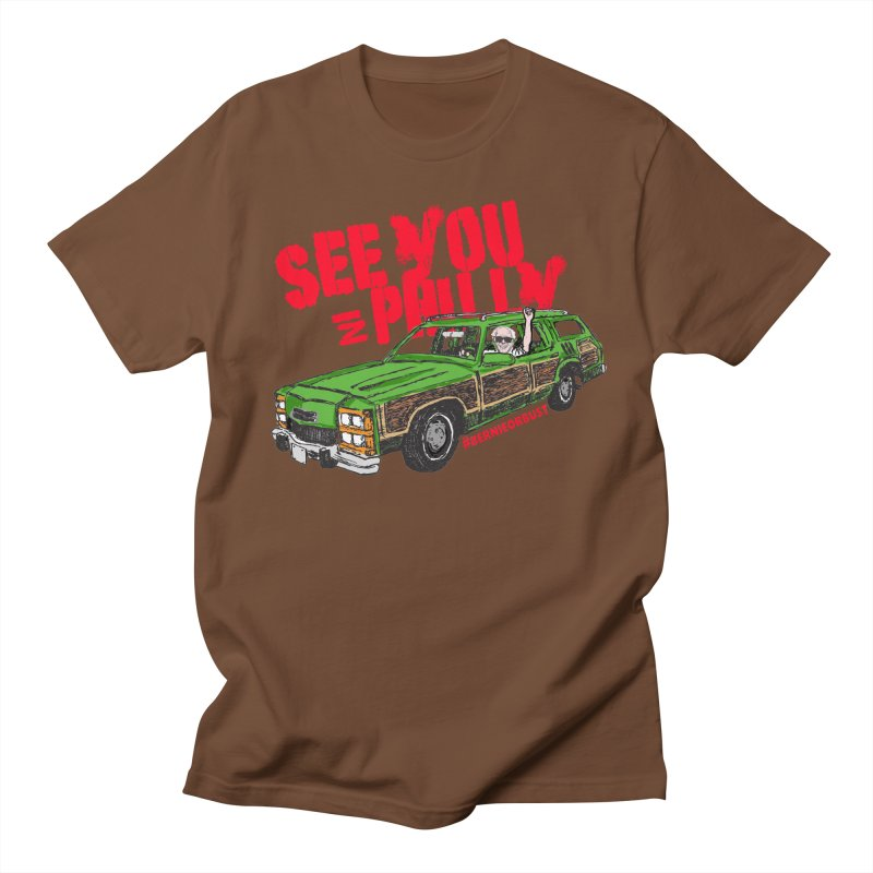 See You In Philly Men's T-Shirt by deathandtaxes's Artist Shop