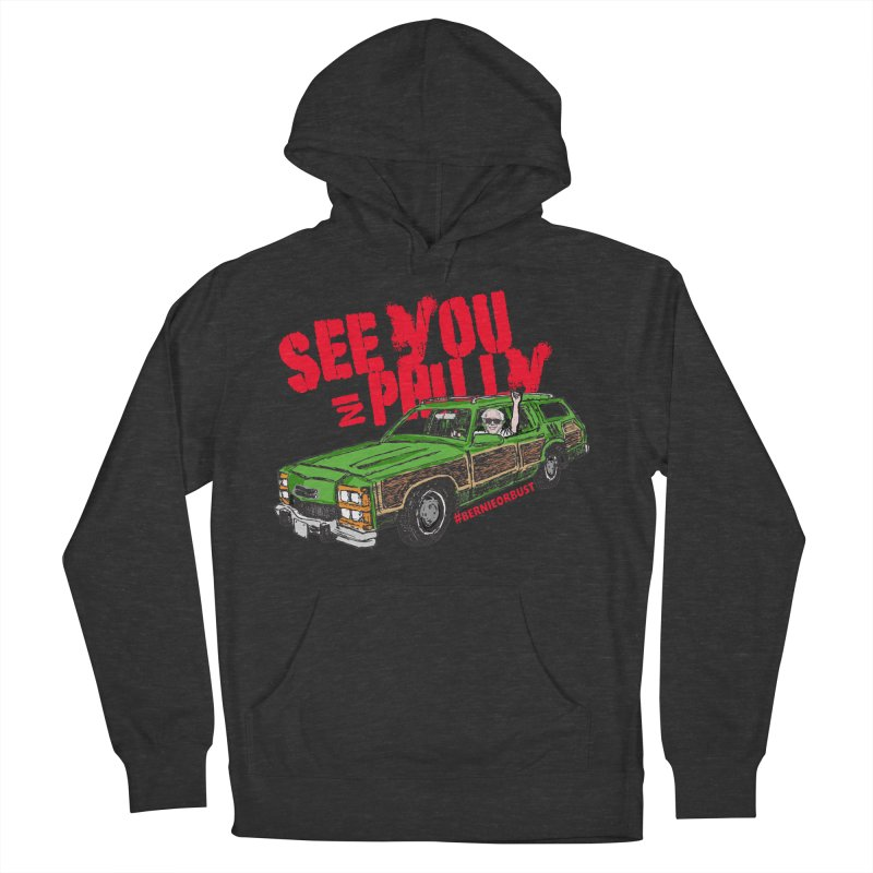 See You In Philly Women's French Terry Pullover Hoody by deathandtaxes's Artist Shop