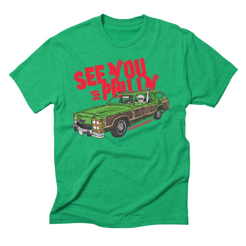 See You In Philly Men's Triblend T-Shirt by deathandtaxes's Artist Shop