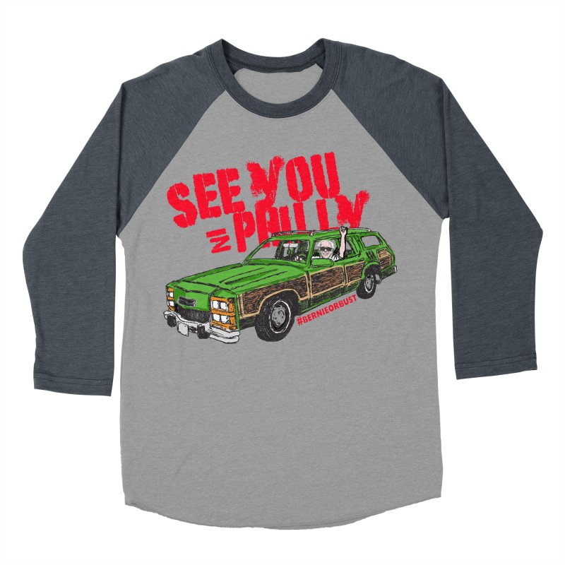 See You In Philly Men's Baseball Triblend Longsleeve T-Shirt by deathandtaxes's Artist Shop