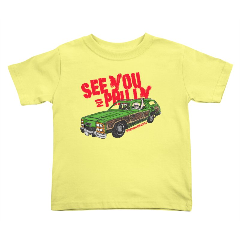 See You In Philly Kids Toddler T-Shirt by deathandtaxes's Artist Shop