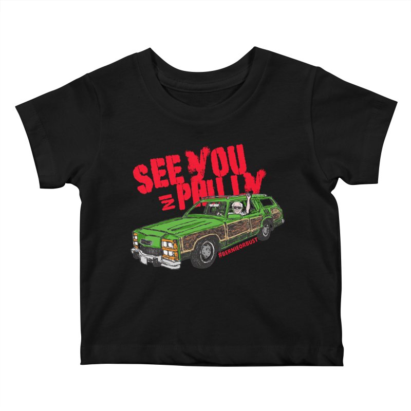 See You In Philly Kids Baby T-Shirt by deathandtaxes's Artist Shop