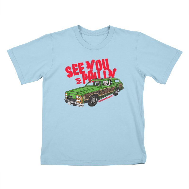 See You In Philly Kids T-Shirt by deathandtaxes's Artist Shop