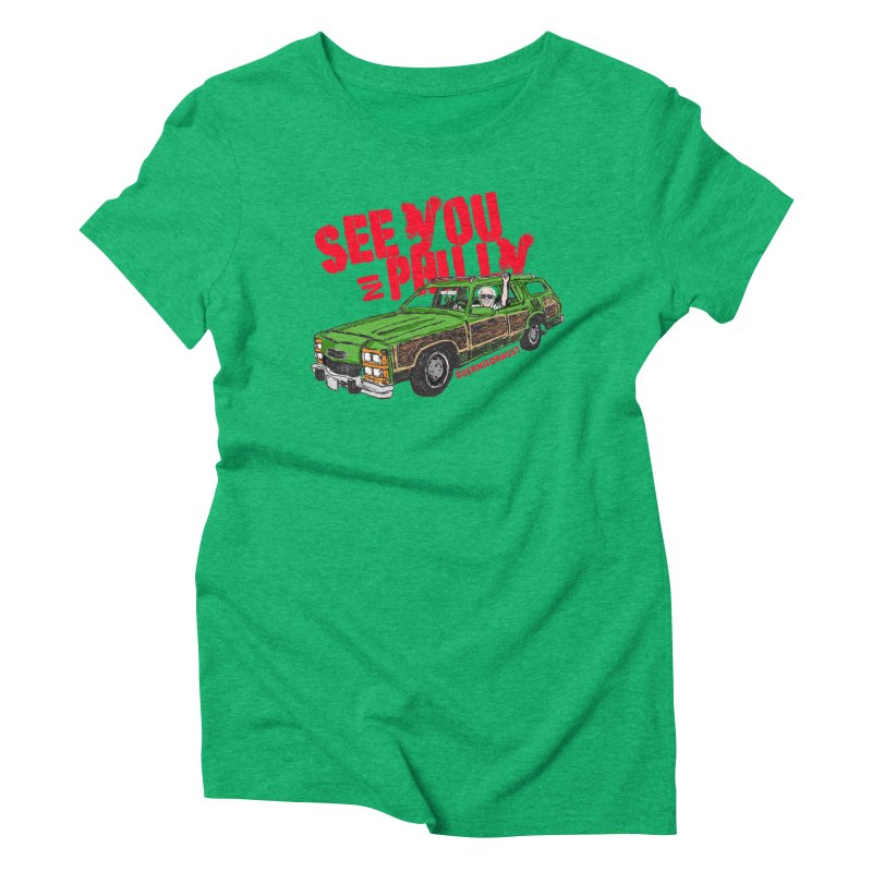 See You In Philly Women's Triblend T-shirt by deathandtaxes's Artist Shop
