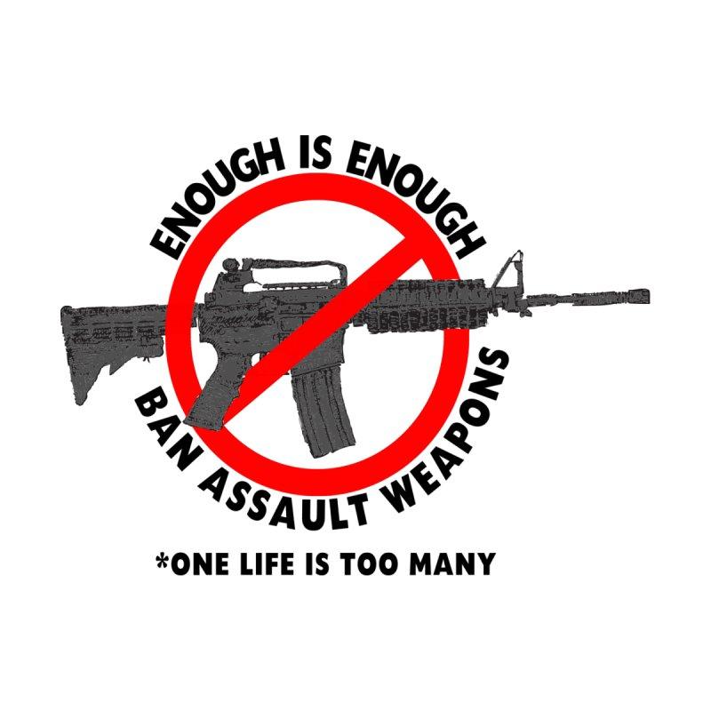 Ban Assault Weapons Women's Longsleeve Scoopneck  by deathandtaxes's Artist Shop