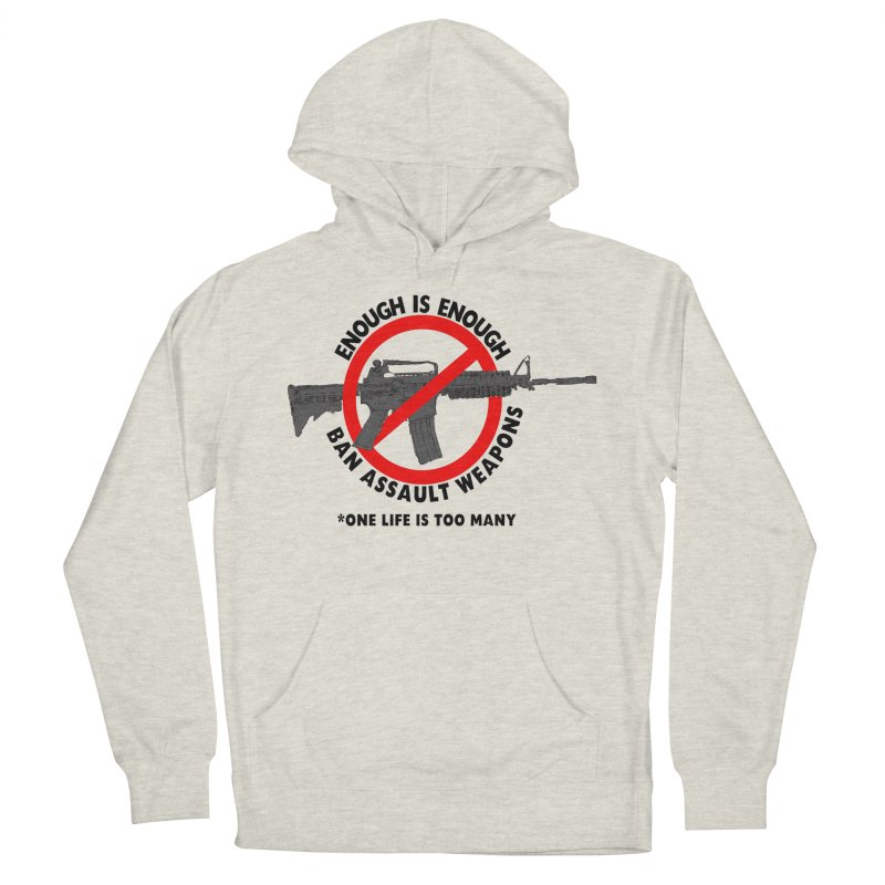 Ban Assault Weapons Men's Pullover Hoody by deathandtaxes's Artist Shop
