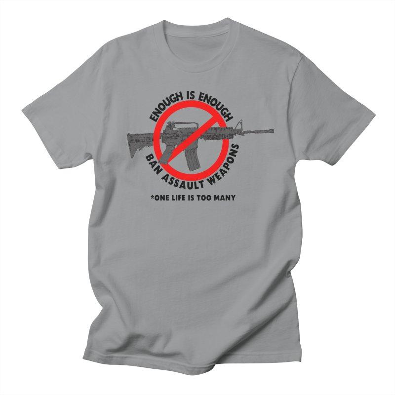 Ban Assault Weapons Men's  by deathandtaxes's Artist Shop