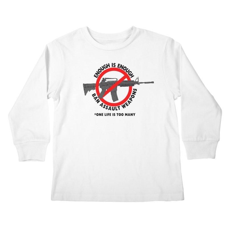 Ban Assault Weapons Kids  by deathandtaxes's Artist Shop