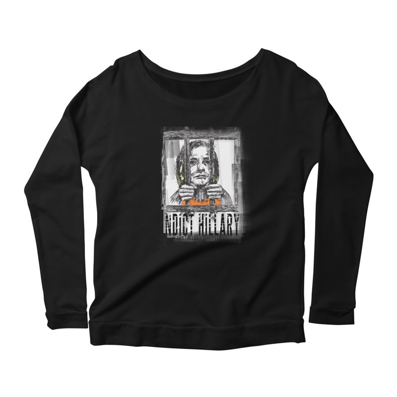 Indict Hilary Tee Women's  by deathandtaxes's Artist Shop