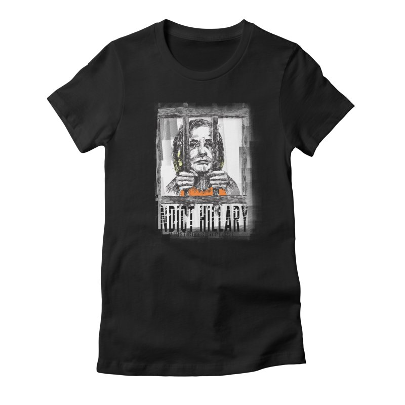 Indict Hilary Tee Women's Lounge Pants by deathandtaxes's Artist Shop