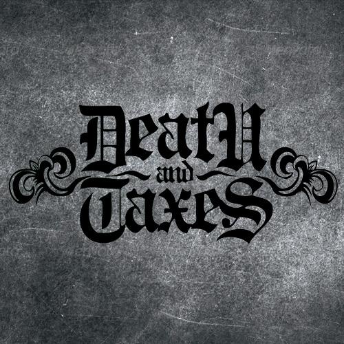 deathandtaxes's Artist Shop Logo