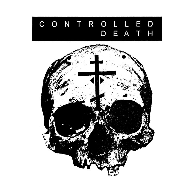 Controlled Death Skull by deathbed tapes