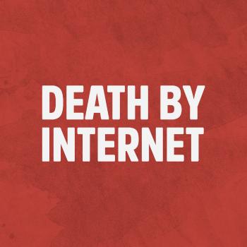 deathbyinternet's Artist Shop Logo