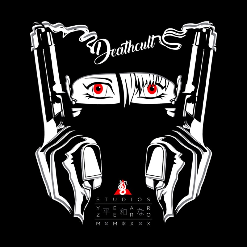 DEATHCULT - ASSASSIN Men's T-Shirt by Deathcult Studios