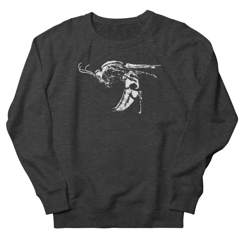 DEATHFORMS Men's French Terry Sweatshirt by DEATHFORMS
