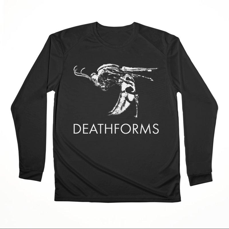 DEATHFORMS Men's Longsleeve T-Shirt by DEATHFORMS