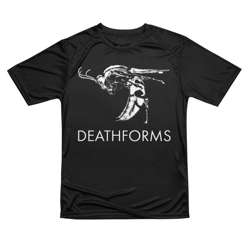 DEATHFORMS Women's Performance Unisex T-Shirt by DEATHFORMS