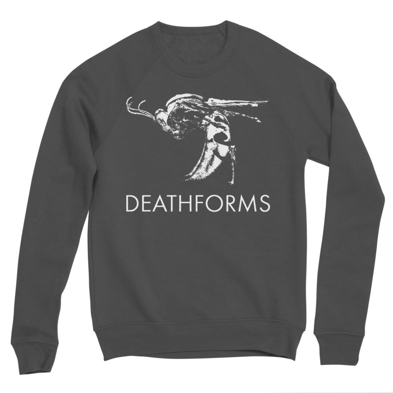 DEATHFORMS Women's Sponge Fleece Sweatshirt by DEATHFORMS