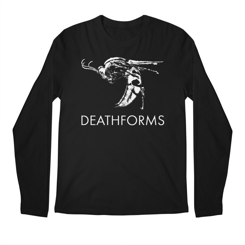 DEATHFORMS Men's Regular Longsleeve T-Shirt by DEATHFORMS